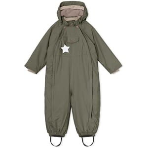 Wisti Snowsuit, M beetle - Miniature