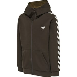 Takao Zip Jacket black olive - Hummel