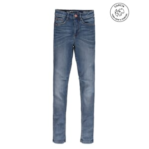 Sienna Superslim Flow Denim Medium - Garcia