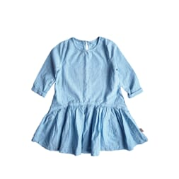 Lovisa dress chambray blue - By Heritage
