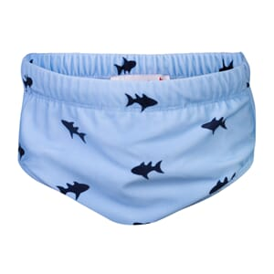 Leo Swim nappy blue fish - Petit Crabe