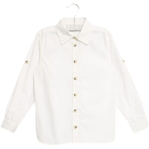 Shirt Pelle white - Wheat