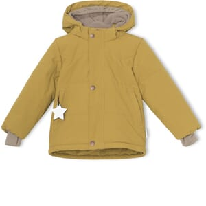 Wessel Jacket, K dried tobacco - Miniature