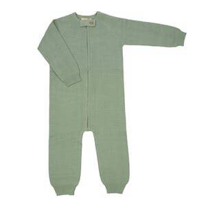 Sofus Knit Overall  - ss19 Green Bay - MeMini