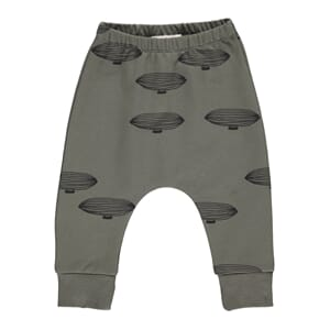 August baby pant dark army - Gro Company