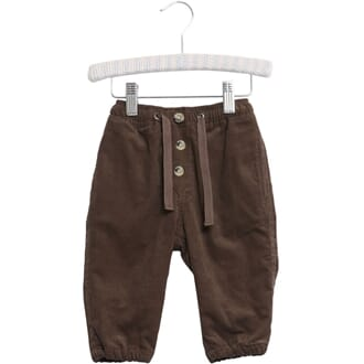 Trousers Andreas dark rock - Wheat