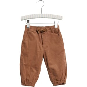 Trousers Gustav Lined caramel - Wheat
