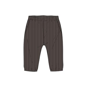 Trousers Gustav Lined mulch - Wheat