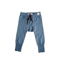 Elmer trousers solid sea blue