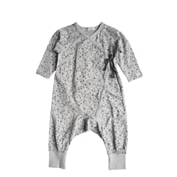 Love playsuit print light grey - By Heritage
