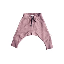Lias trousers solid dark old pink - By Heritage