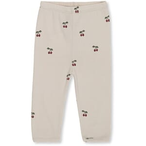 New born pants Cherry blush - Konges Sløjd