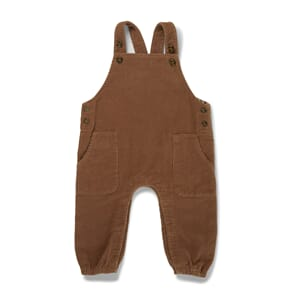 Spencer Overall faded brown - Konges Sløjd