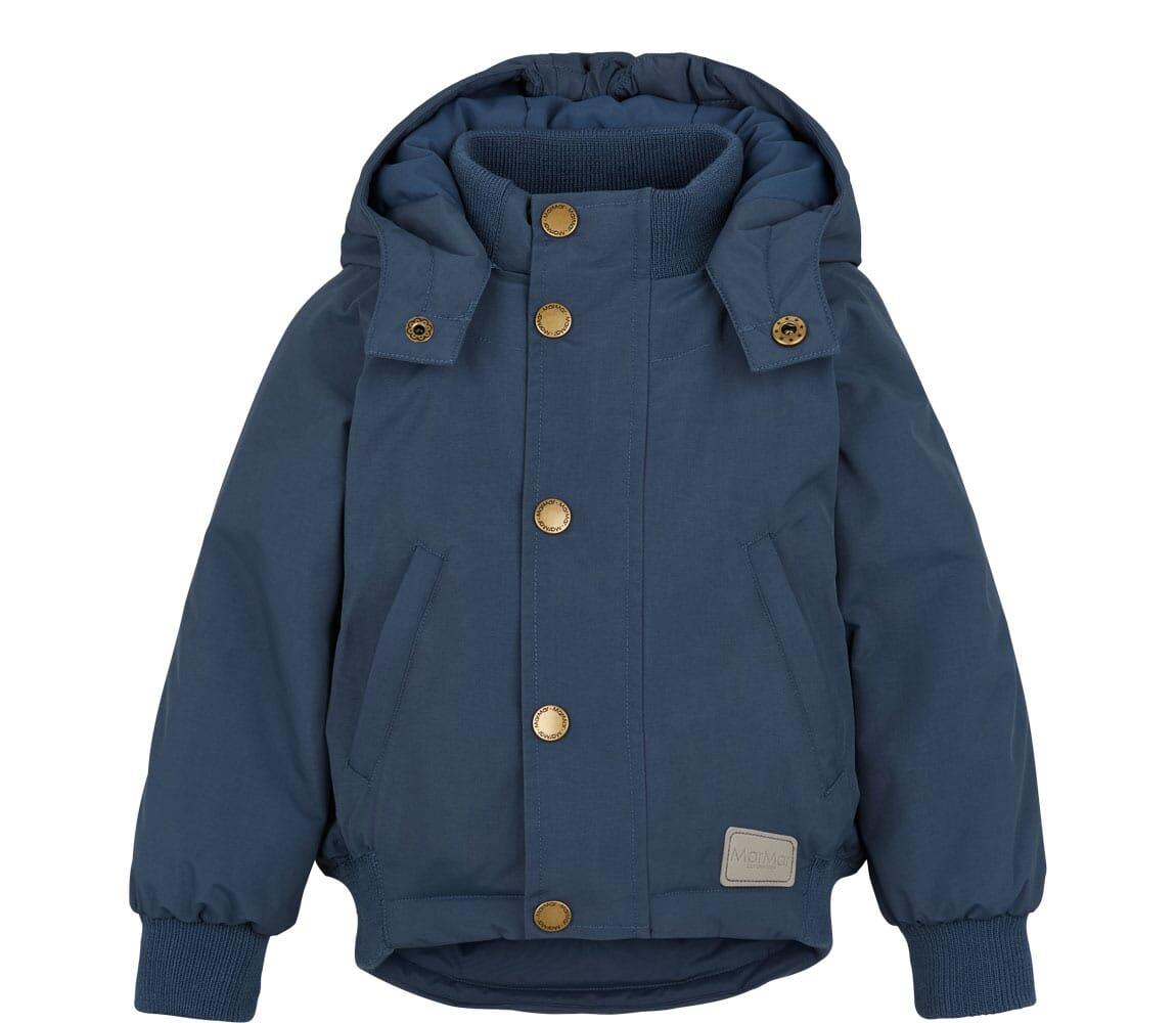 MarMar Jacket Ode Technical Outerwear Black