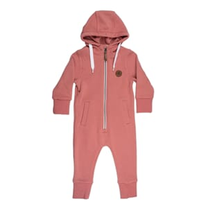 Vennen Fleece Heldress dyp rosa - Gullkorn