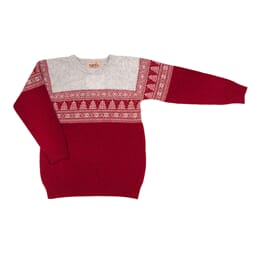 Wood Sweater Red - MeMini