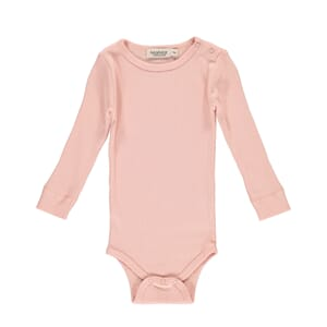 Plain Body LS coral rose - MarMar