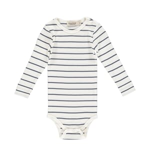 Plain Body LS shaded blue stripe - MarMar