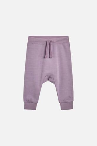 Gaby Jogging Trousers purple fog - Hust & Claire