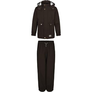 Rainwear Set Kids Boy espresso - MarMar