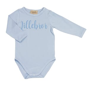 Lillebror body Summer Blue - MeMini