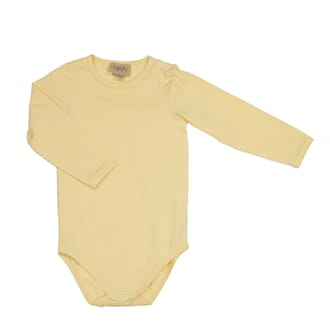 Mini body ss19 Pale Yellow - MeMini