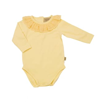 Mira Body ss19 Pale Yellow - MeMini