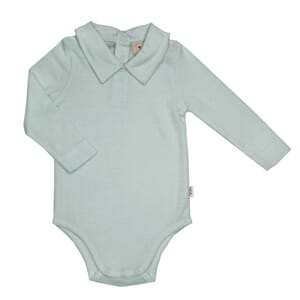 Colin WOOL body fw19 Misty Teal - MeMini