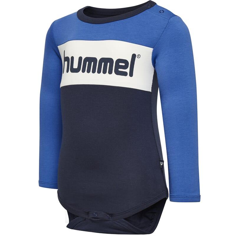7d345037554 Clyde Body L/S black iris - Hummel - Rumpetroll