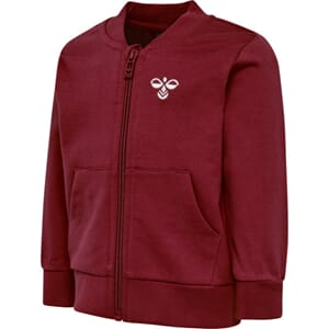 Juno Zip Jacket rio red - Hummel