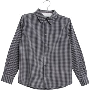 Shirt Verner dark blue - Wheat