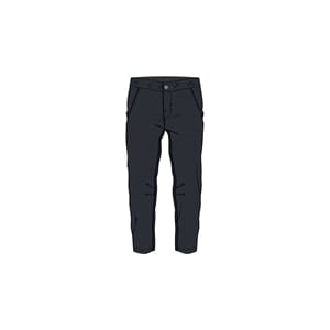Trousers Willy navy - Wheat