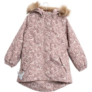Jacket Mona (baby) rose powder - Wheat