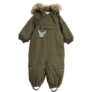 Snowsuit Nickie army Leaf - Wheat