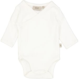 Body Wraparound LS ivory - Wheat