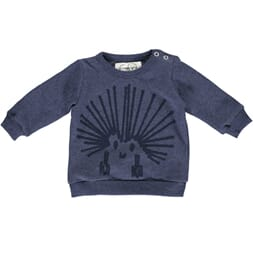 Gro Mid Blue Baby Sweat - Gro Company