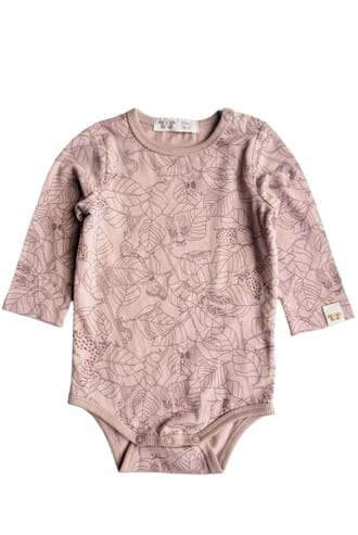 Cleo body print old pink - By Heritage