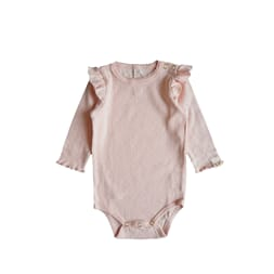 Estelle body  solid peach pink - By Heritage