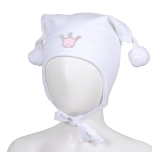 Windproof hat crown white - Kivat