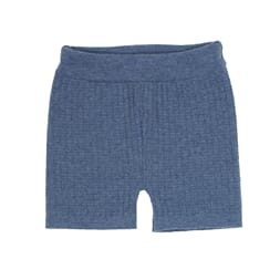 Jim Baby Knitshorts fw18 Moonlight Blue - MeMini