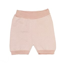 Eli Baby Knit Shorts Dusty Peach - MeMini