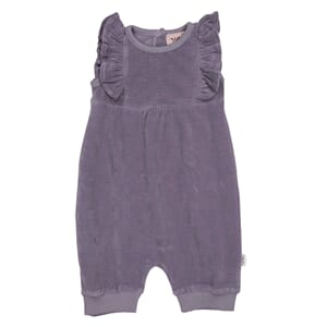 Jolly romper Purple - MeMini