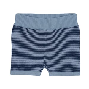 Baby shorts denim blue/navy - FUB