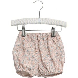 Nappy Pants Pleats rose flowers - Wheat