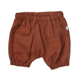Shorts med lomme rust - Minilin