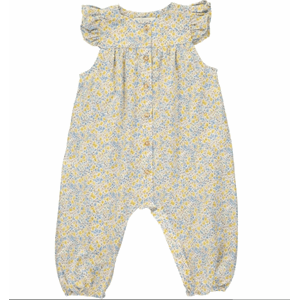 Penny Romper Phoebe Yellow - Olivier London