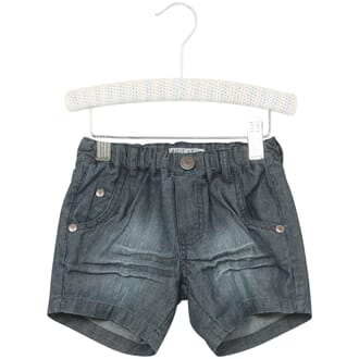 Shorts Vergil blue - Wheat