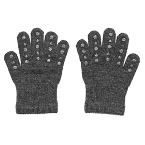 Wool grip gloves - GoBabyGo