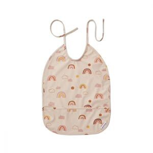 Lai bib rainbow love sandy - Liewood