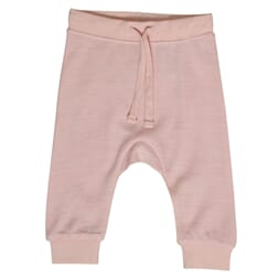 Jogging trousers rosa ull/bambus - Hust & Claire